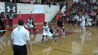 Jordan Wilson '13, Windward Senior, 2012 Under Armour Holiday Classic