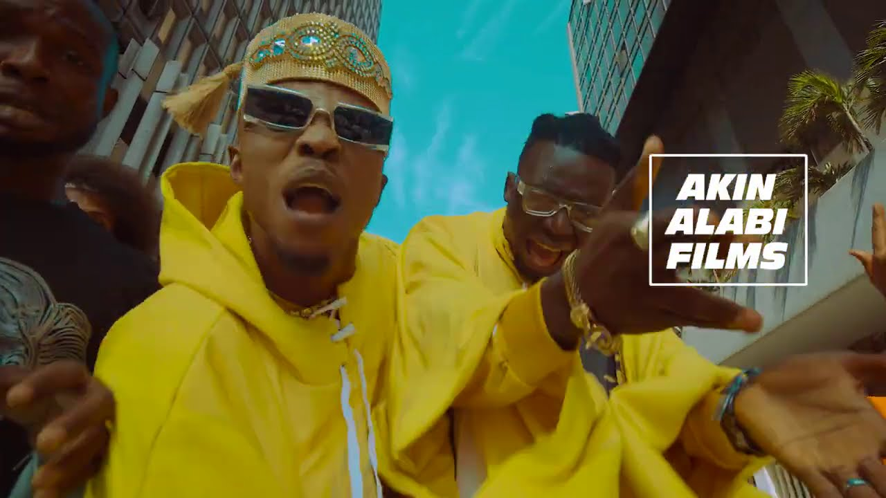 Download Testimony Jaga - Not Normal  ft. Akpororo (Above Normal) Official Video