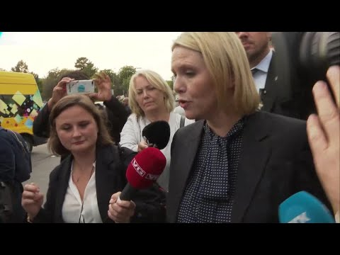Norsk regeringskris på uppsegling - Nyheterna (TV4)