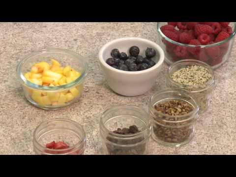 Macey's Cooking Corner with Katherine Scott | Chia Pudding | January 20, 2017