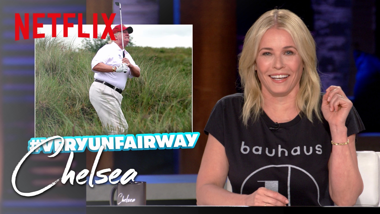 Trump Needs to Golf More | Chelsea | Netflix – YouTube