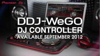 DDJ-WeGO Official Promo - Serato DJ & Algoriddim djay iPad Controller
