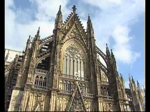Architektur gotik youtube - Skelettbau architektur ...