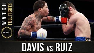 Davis vs Ruiz FULL FIGHT: February 9, 2019 - PBC on Showtime