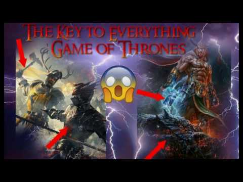 Game of Thrones Theory Norse Mythology ?