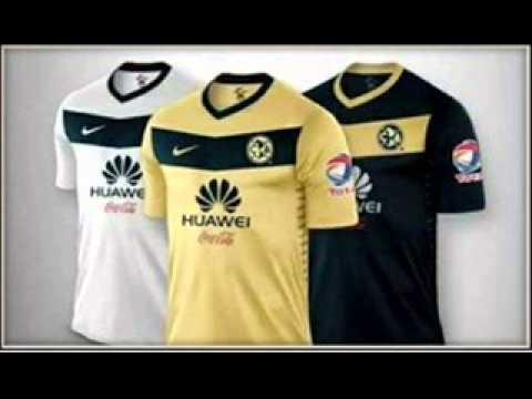 Nuevo jersey del america 2015 2016 youtube for Cuarto uniforme del club america