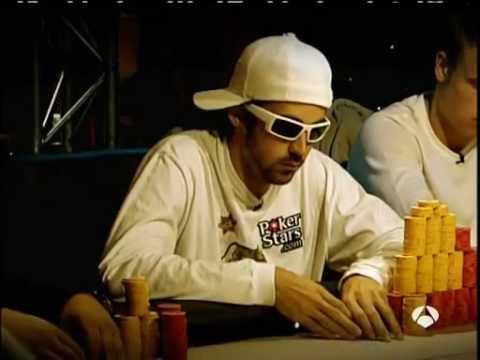 European Poker Tour EPT5 Barcelona 2008 Pt03 Spanish