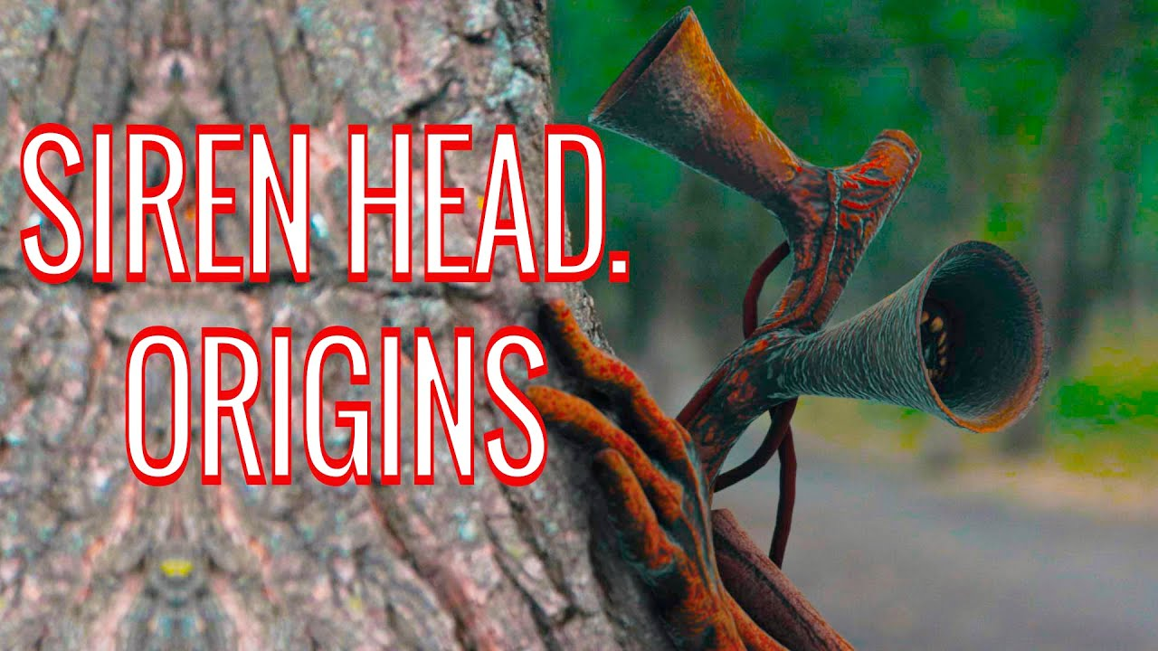 Siren Head In Real Life - ORIGINS (full movie)