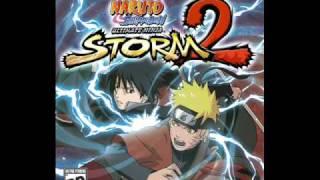Naruto Shippuden Ultimate Ninja Storm 2 OST- Sakura