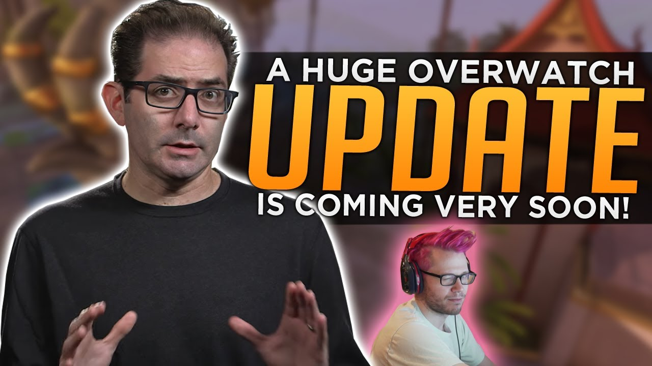 Emongg Teases HUGE Overwatch Update is Coming Soon! thumbnail