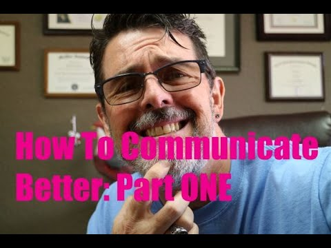 How To Communicate Better
