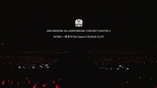 2019 SHINHWA CONCERT 'CHAPTER4' - INTRO + 해결사(The Solver) (S…