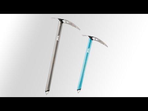 GLACIER & GLACIER LITERIDE - Lightweight performance ice axes for glacier travel
