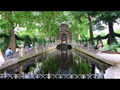 Luxembourg Garden (Jardin du Luxembourg) - Paris, France