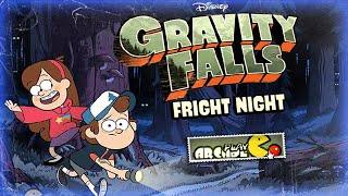 Disney Gravity Falls Fright Night Full Gameplay Walkthrough