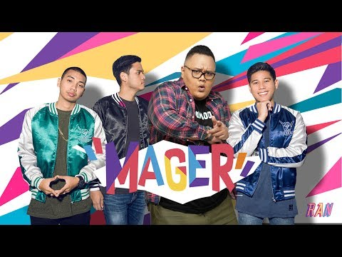 RAN - Mager (Official Music Video HD)