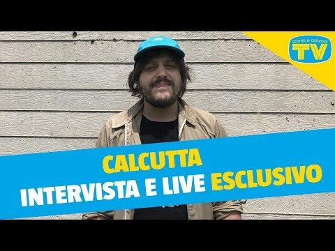 Calcutta - Briciole + Pesto + Intervista - Live a Sorrisi
