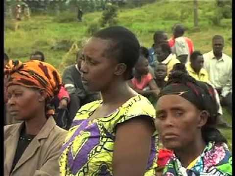 Gacaca Court Trial of Prisoners   Genocide Archive Rwanda