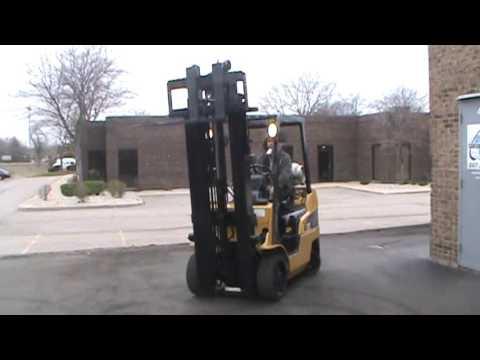 FORKLIFT FOR SALE #23289, 2005 Cat C5000