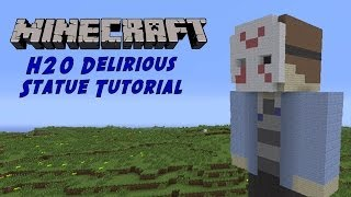 minecraft tutorial h20 delirious gta character statue