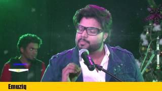 SnehaDeepam - Emuziq Jeevan TV Christmas Program Song Illam manjil  Singer Shuaib Hamza