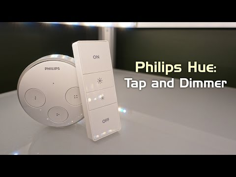 Hue Tap And Hue Dimmer: When Apps & Voice Aren't Enough