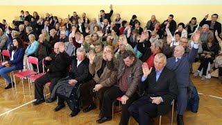 Zebranie wyborcze do rady osiedla ��czysk