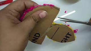 बेकार चीज़ में से दीवाली की सजावट करे/ Diya Decoration Ideas using Waste Materials/ Diwali Craft