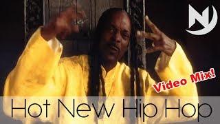 Baixar Hot New Hip Hop & Trap Rap Black RnB Urban Mix March 2018 | Best New RnB Club Dance Music #44🔥