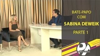 [31.01.2019] Programa Pedro Alcântara - Bate-Papo com Sabina Deweik - Parte 1
