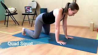 Squat Progressions