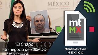 """""""El Chapo"""", un negocio de 300MDD -Mientras Tanto en México"""
