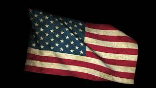 US Flag Animation 1