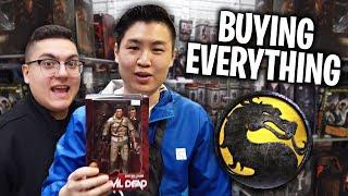 Buying Everything Mortal Kombat Challenge ft. Caboose [DAY 5]
