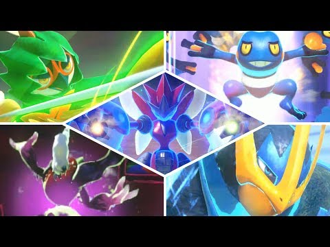 Download Youtube: Pokken Tournament DX - All Synergy Bursts! [Nintendo Switch Gameplay]