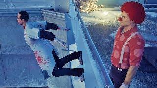 HITMAN 1, 2 - Funny/Brutal Kills Montage (Funny Glitches & Ragdolls)