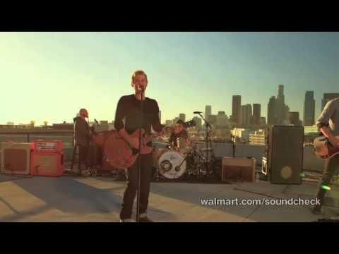 Lifehouse - Between The Raindrops (Walmart Soundcheck)