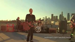 Lifehouse - Between The Raindrops (Walmart Soundcheck)