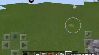 Minecraft pe cara membuat truk pindahan