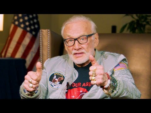Buzz Aldrin & Terry Virts Invite You to Mars (In VR) // Omaze