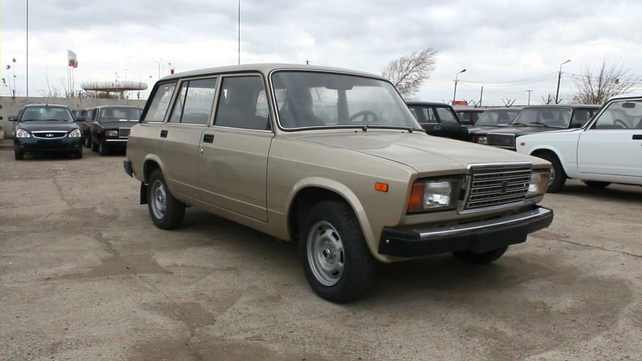 2012 ВАЗ 2104. Обзор (интерьер, экстерьер, двигатель).