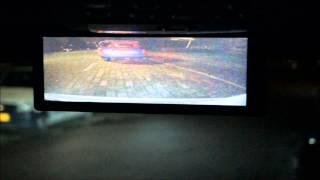 "Psychedelika Video - 10.2""TFT LCD Backup Camera Monitor Parking in the Dark"