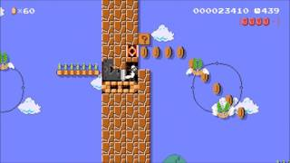 The Sheep Cannon: Beating Super Mario Maker's Coolest Levels!