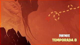 🔴*TEMPORADA 8* DE FORTNITE TEASER 3!! PIRATAS Y BESTIAS DE FUEGO!! SORTEO 1000 PAVOS DIRECTO🔴