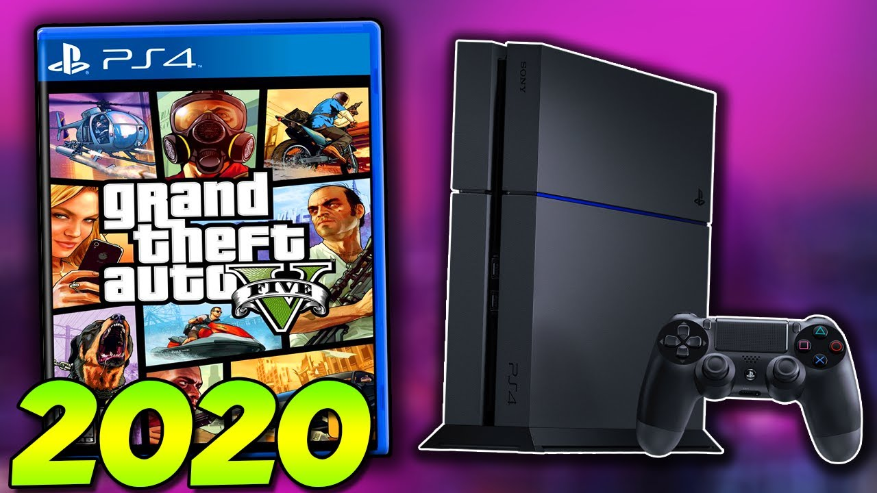 GTA 5 Online in 2020 but it's PlayStation 4 Edition