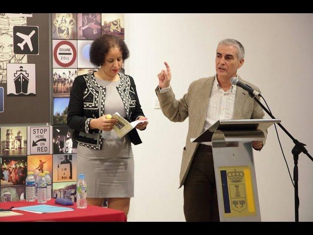 Presentación de los nuevos poemarios de José Sarria