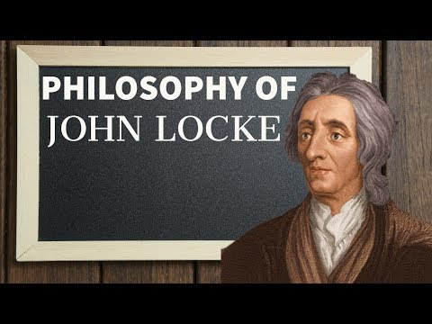 John Locke political thought - दर्शनशास्त्र - Philosophy optional for UPSC in Hindi