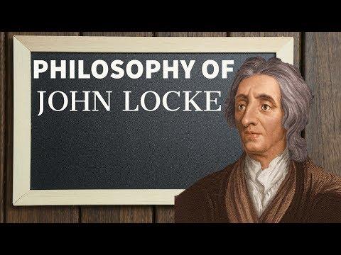 John Locke political thought - दर्शनशास्त्र - Philosophy optional for UPSC in Hindi
