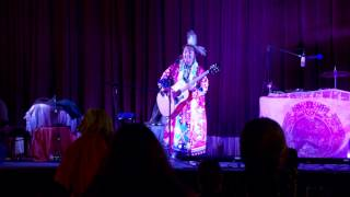 Native American Rock Star Jackie Bird Sings Amazing Honor Song