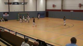 FC St. Pauli Futsal - Hamburg Panthers (Verbandsliga Futsal) - Spielszenen | ELBKICK.TV